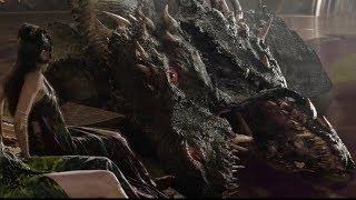 Тор Рагнарёк. Тор убивает дракона