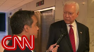 GOP senator on Trump allegations: I don