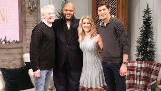 Ruben Studdard and Clay Aiken on 15 Years of Friendship and Their New Show - Pickler & Ben