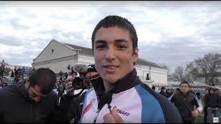 Олимпийский чемпион против Бойца Без Правил !!!!