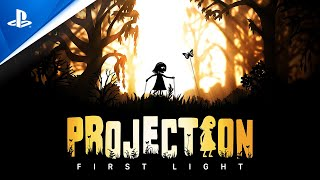 PlayStation Projection: First Light - Gameplay Trailer | PS4 anuncio