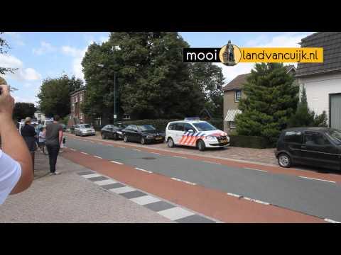 Poederbrief bezorgd in Sambeek