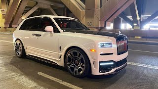 What It's Like To Drive A Rolls Royce Cullinan!