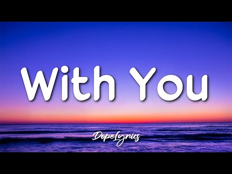 Angelo Vivo - With You (Lyrics) 🎵