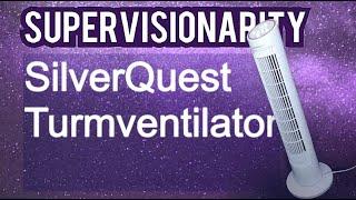 Silvercrest Turmventilator