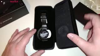 Emporio Armani Connected Smartwatch 3  - Unboxing [DEUTSCH]