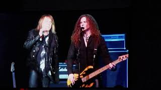 Dokken Dream Warriors Live 2/21/2019 Hard Rock Rocksino Northfield Park Elm Street Cleveland, Ohio