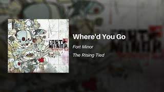 Where'd You Go - Fort Minor (feat. Holly Brook and Jonah Matranga)