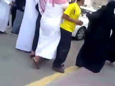 مشاجرة عنيفة بالحرم المكي في السعودية