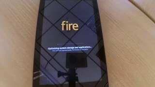 Factory Reset Amazon Fire HD