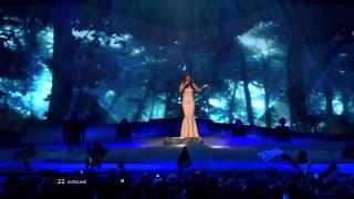 Zlata Ognevich - Gravity (Ukraine) Eurovision 2013 Grand Final Original HD