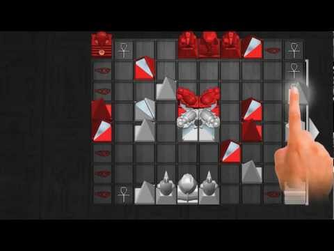 KHET 2.0 The Laser Game - iPhone/iPad and Android App