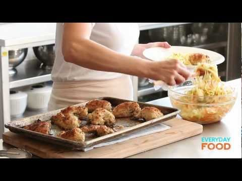Video Buttermilk Chicken | Everyday Food with Sarah Carey