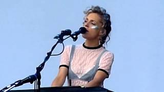 Agnes Obel - Stone -- Live At Best Kept Secret 16-06-2017