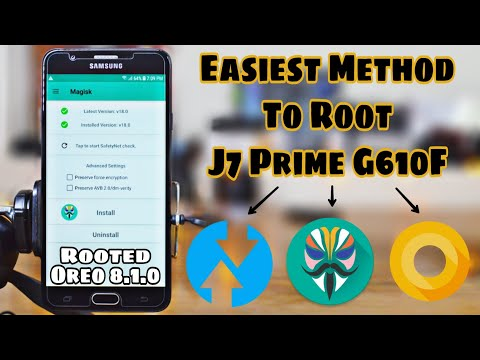 Download How To Root Samsung J7 Prime Sm G610f | Dangdut Mania