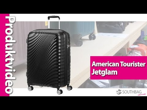 American Tourister Trolley Jetglam - Produkvideo