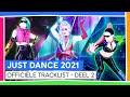 JUST DANCE 2021 - OFFICIËLE TRACKLIST - DEEL 2