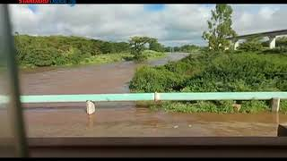 Athi River causing fears of flooding as water levels rise