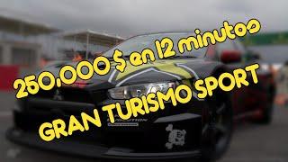 Como hacer dinero fácil en GT Sport