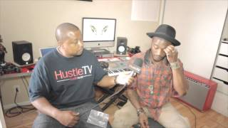 DJ Hustle Talks To TIMOTHY BLOOM GRAMMY AWARD WINNER I LOVE WORKING WITH SMOKEY ROBINSON.