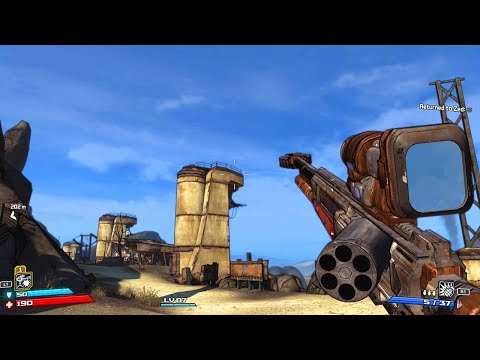 Gameplay de Borderlands The Handsome Collection Remastered