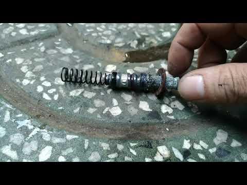 Cách tháo & thay ty pen tay thắng đĩa trc _ sau ✩ _Vệ sinh các loại tay thắng đĩa _ pen đạp