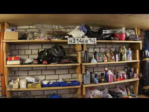 Мой гараж.