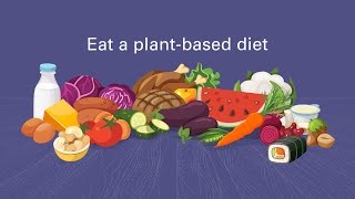 How a plant-based diet can help reduce your cancer risk