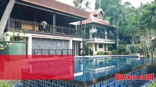 Baan Bua | Luxury Lake-View Seven Bedroom Villa in Nai Harn