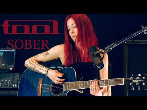 Tool - Sober (acoustic cover by Sandra Szabo)