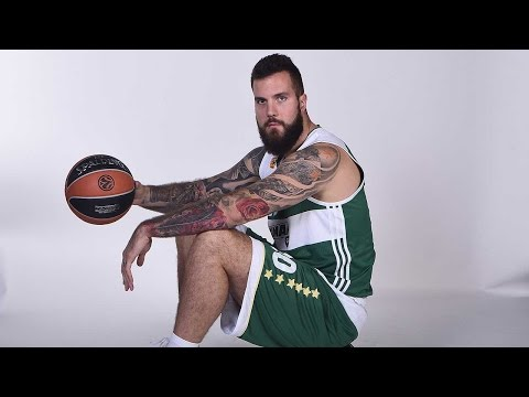 Focus on Miroslav Raduljica, Panathinaikos Athens
