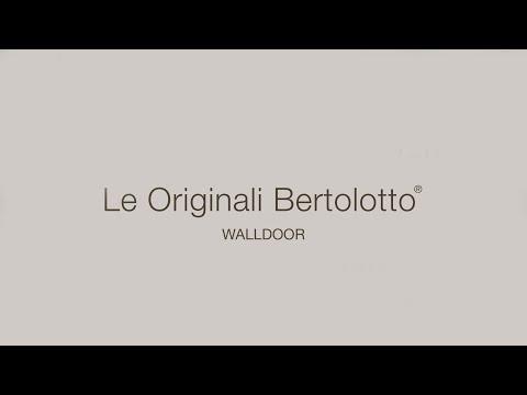 WALLDOOR - La Collezione di Porte Filomuro di Bertolotto Porte
