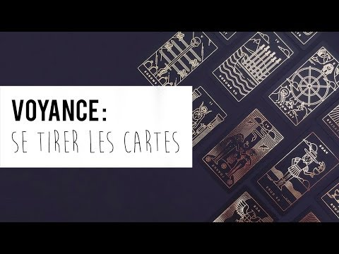 Tarot Les cartes guerison divination voyance cartes avenir oracle ...