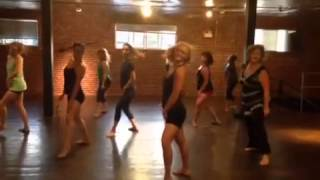 Too Little Too Late by Robin Thick - Jazz at Vega Dance Lab