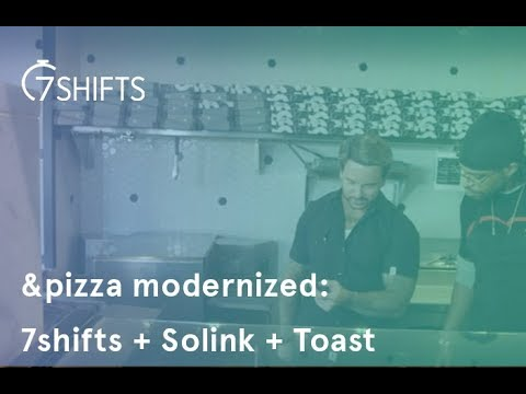 &pizza: 7shifts + Toast + Solink | Restaurant Technology Success Story youtube video thumbnail