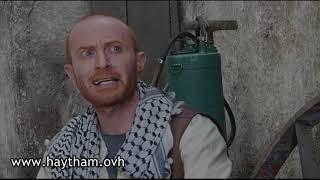 باب الحارة - شو هاد لك نمس منين نزلت عليك كل هالهداوة ! هيثم جبر و مصطفى الخاني