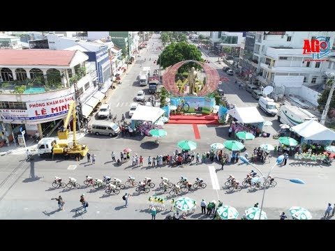 Domesco Đồng Tháp  giành cú đúp Tour xe đạp toàn quốc về nông thôn tranh cúp Gạo Hạt Ngọc Trời lần thứ 23 năm 2018