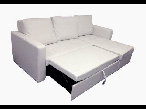 Sectional Sofa with Pull Out Sleeper
