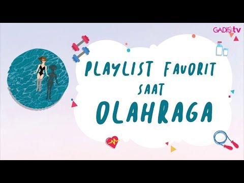 Playlist Favorit Saat Olahraga Yura Yunita, Gibran Marten, dan Binyo Rombot