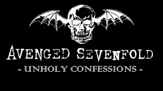 Matt Heafy (Trivium) - Avenged Sevenfold - Unholy Confessions I Acoustic Cover
