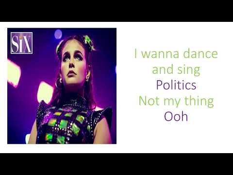 Don't Lose Your Head (Lyrics Video) SIX