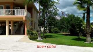 preview picture of video 'Barrio Ceiba Sur Sector Canales en Juncos, Puerto Rico...'