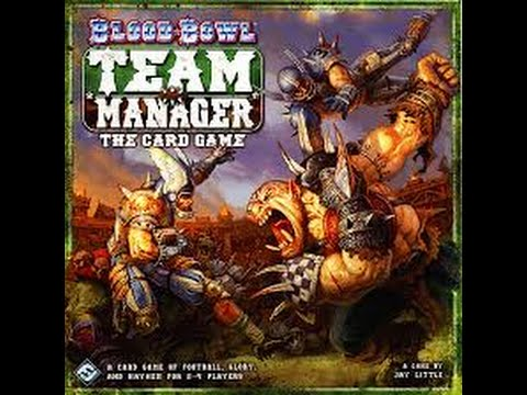 Roll & Move Reviews: Blood Bowl: Team Manager