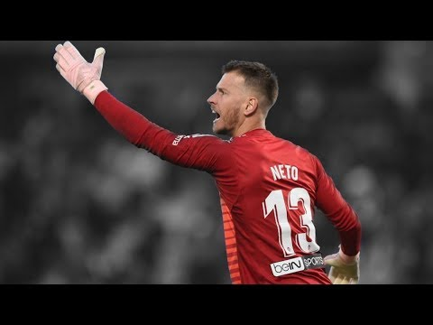 Neto Murara - The Brazillian Wall - Best Saves
