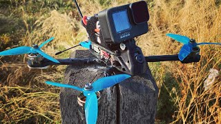 """Field of Dreams with Steez 6"""" HD   FPV Freestyle   Gopro Hero 9   RSGo"""