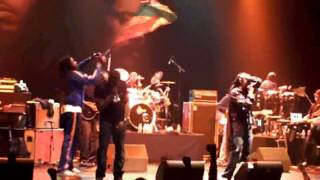 Nas & Damian Marley - Strong Will Continue (Live @ The Wiltern - Distant Relatives Tour)