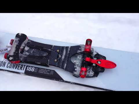 Review of the Meidjo Telemark Binding