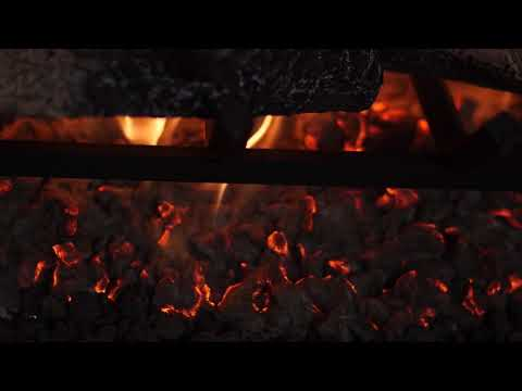 Gas Log Video - Platinum Bright Embers