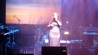 Chrisette Michele Sings If Nobody Sang Along