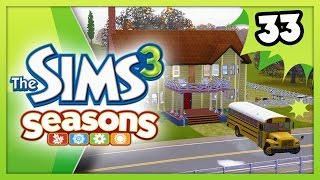 FIRST DAY OF SCHOOL! - THE SIMS 3 - EP 33